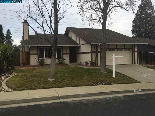 4387 Arrowwood Cir, Concord, CA 94521 (#40933984) :: Blue Line Property Group