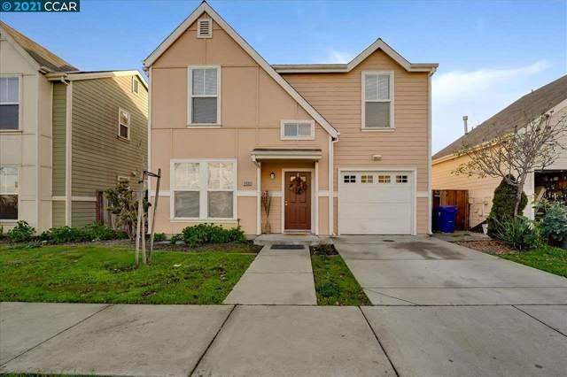 2932 Chavez Ln, Richmond, CA 94804 (#40934010) :: The Grubb Company