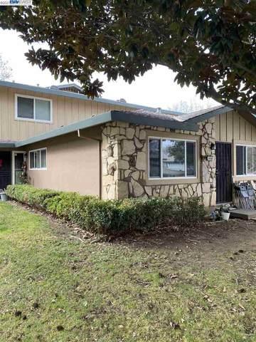 2158 Arroyo Ct #4, Pleasanton, CA 94588 (#40934043) :: The Grubb Company