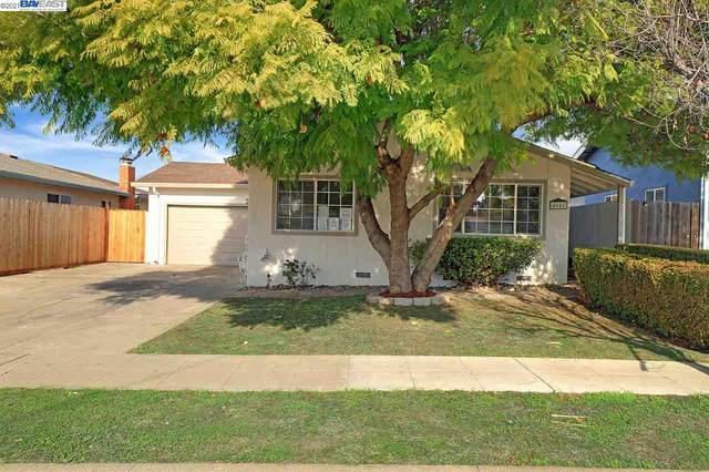 4041 Crestwood St, Fremont, CA 94538 (#40934071) :: The Grubb Company