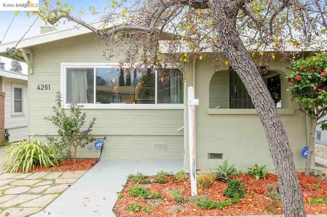4261 Suter St, Oakland, CA 94619 (#40934075) :: Paradigm Investments