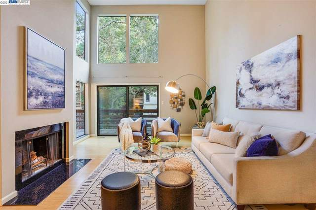9 Clarewood Ln, Oakland, CA 94618 (#40934081) :: Excel Fine Homes