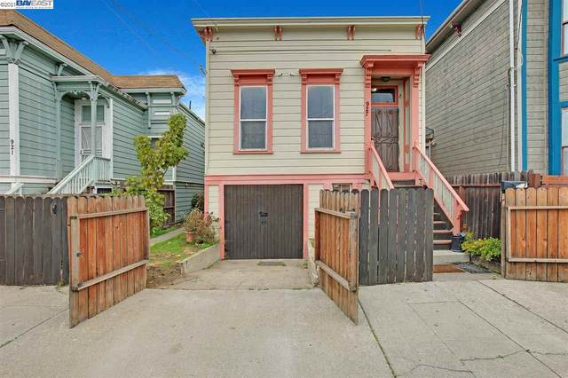 927 Pine St, Oakland, CA 94607 (#40934083) :: Excel Fine Homes