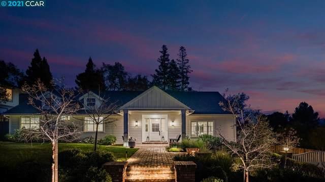 2442 Southview Drive, Alamo, CA 94507 (#40934123) :: Realty World Property Network