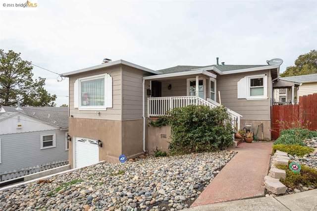 2941 Parker Ave, Oakland, CA 94605 (#40934140) :: Excel Fine Homes