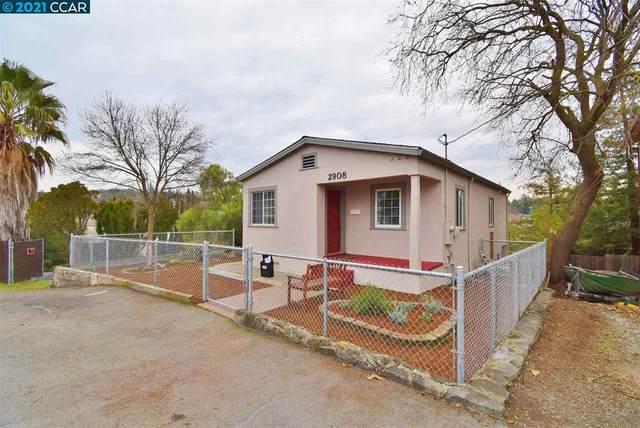 2908 Leslie Ave, Martinez, CA 94553 (#40934179) :: Excel Fine Homes