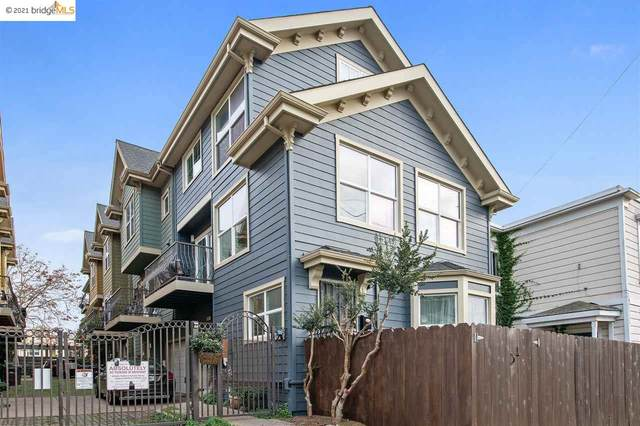 512 Henry St, Oakland, CA 94607 (MLS #40934199) :: Paul Lopez Real Estate