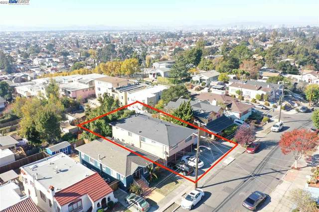 4711 Brookdale Ave, Oakland, CA 94619 (#40934235) :: Paradigm Investments
