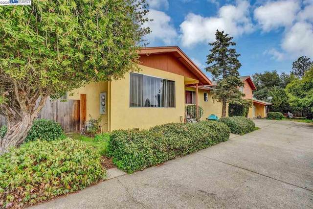 4643 Heyer Place, Castro Valley, CA 94546 (#40934248) :: Paradigm Investments