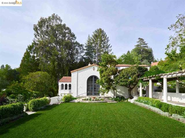 22 Roble Rd, Berkeley, CA 94705 (#40934311) :: The Lucas Group