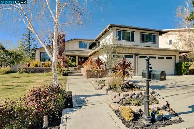 608 Serramonte Ct, Danville, CA 94526 (#40934312) :: The Lucas Group