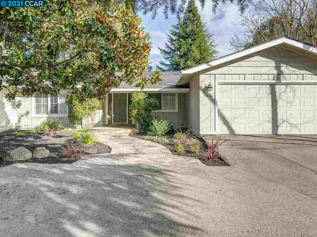314 Livorna Heights Rd, Alamo, CA 94507 (#40934319) :: Realty World Property Network