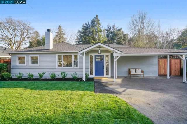 163 Ponderosa Ln, Walnut Creek, CA 94595 (#40934339) :: Excel Fine Homes