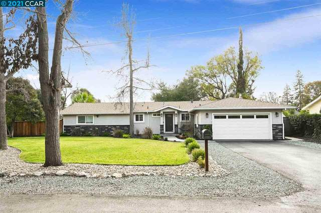 12 Quietwood Ln, Pleasant Hill, CA 94523 (MLS #40934341) :: Paul Lopez Real Estate