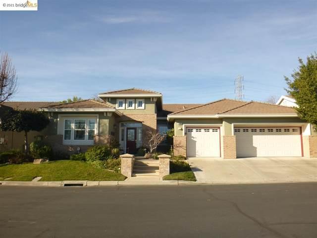 1039 S Bismarck Terrace, Brentwood, CA 94513 (#40934359) :: The Lucas Group
