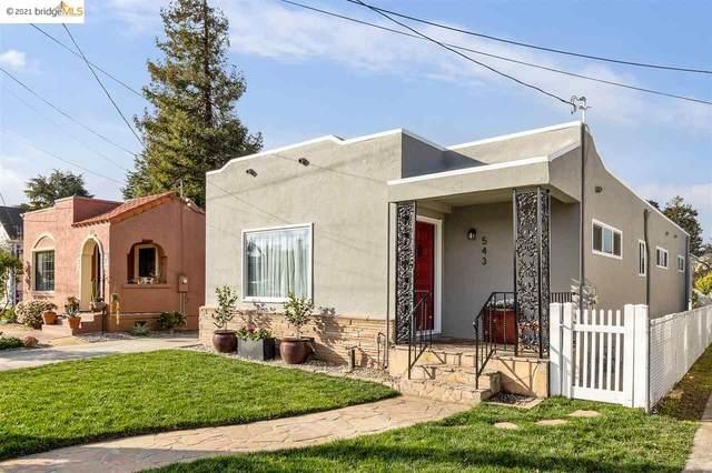 543 E Merle Ct, San Leandro, CA 94577 (#40934371) :: Excel Fine Homes