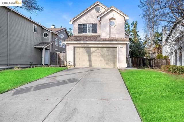 5345 Woodside Way, Antioch, CA 94531 (#40934382) :: Excel Fine Homes