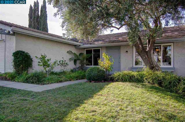 4490 Deerberry Ct., Concord, CA 94521 (#40934383) :: Blue Line Property Group