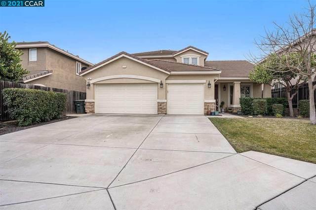 15 Gary Ct, Oakley, CA 94561 (#40934407) :: Excel Fine Homes