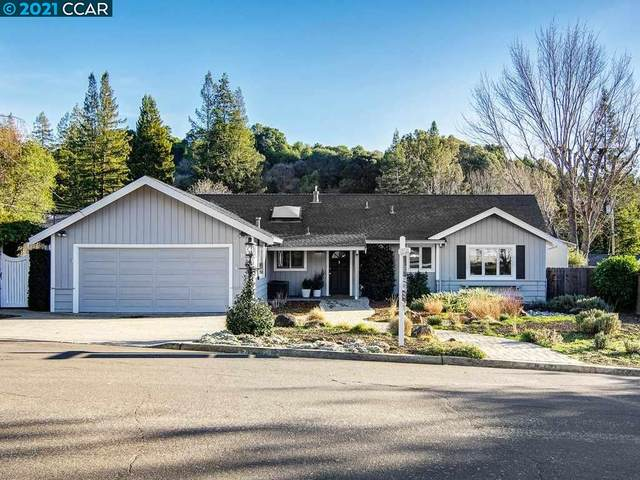 10 Gloria Court, Moraga, CA 94556 (MLS #40934420) :: Paul Lopez Real Estate