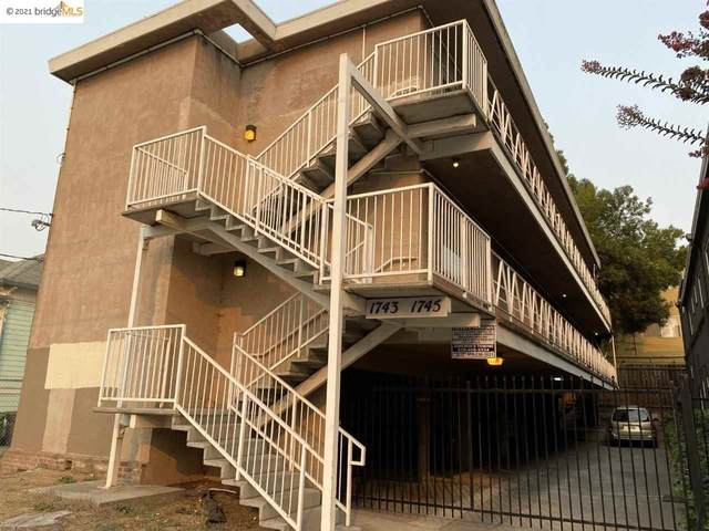 1745 12th Ave, Oakland, CA 94606 (#40934429) :: Paradigm Investments