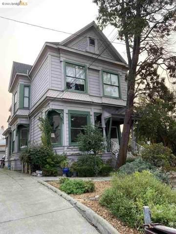 318 Portland Ave, Oakland, CA 94606 (#40934431) :: Paradigm Investments