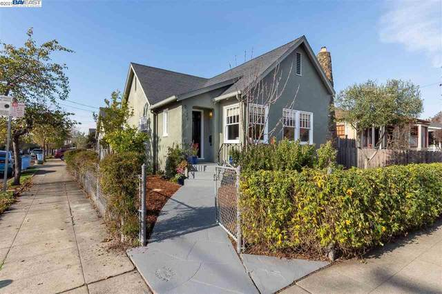 2324 Curtis St, Berkeley, CA 94702 (MLS #40934444) :: Paul Lopez Real Estate