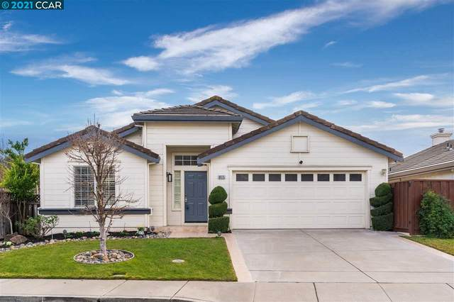 8075 Canyon Creek Cir, Pleasanton, CA 94588 (MLS #40934449) :: 3 Step Realty Group