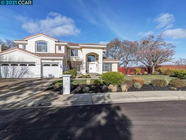 1014 Sunrise Ridge Dr, Lafayette, CA 94549 (#40934454) :: J. Rockcliff Realtors