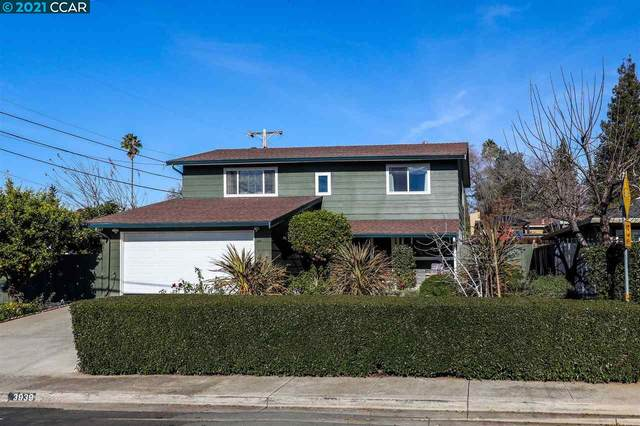 3939 Joan Ave, Concord, CA 94521 (#40934459) :: Excel Fine Homes