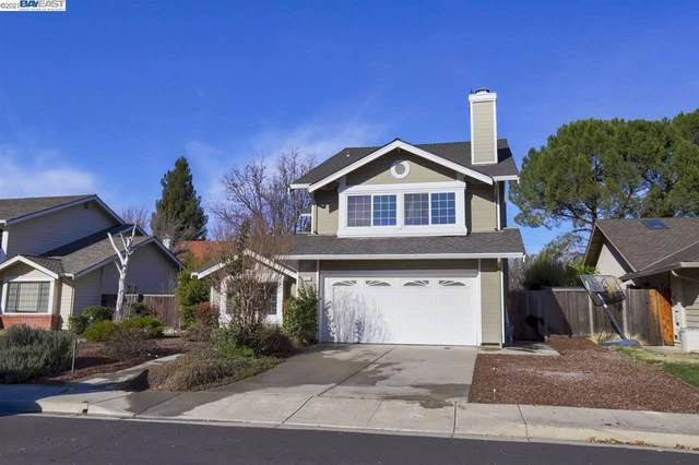 7011 Corte Del Mar, Pleasanton, CA 94566 (MLS #40934469) :: 3 Step Realty Group