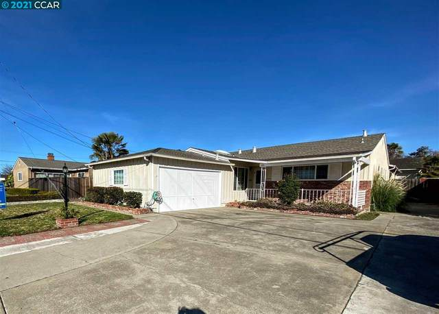 15730 Via Seco, San Lorenzo, CA 94580 (#40934473) :: Excel Fine Homes