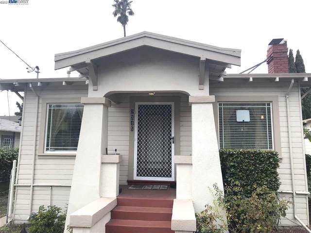 2315 Harrington Ave., Oakland, CA 94601 (#40934477) :: Realty World Property Network