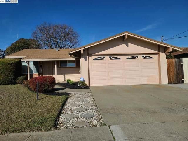 2363 Catalpa Way, Hayward, CA 94545 (#40934479) :: Realty World Property Network