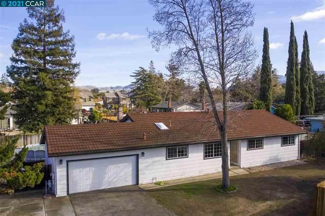 3628 Corte Segundo, Concord, CA 94519 (#40934482) :: Excel Fine Homes