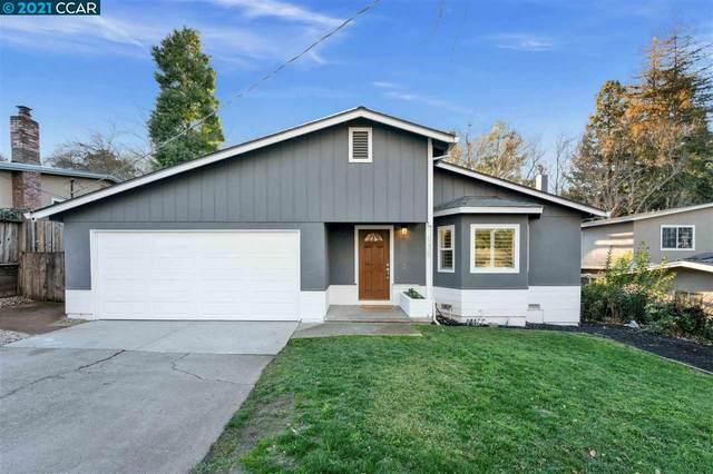 135 Montanya Ct, Walnut Creek, CA 94597 (#40934487) :: The Lucas Group