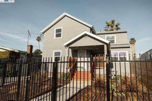 1521 79Th Ave, Oakland, CA 94621 (MLS #40934544) :: 3 Step Realty Group