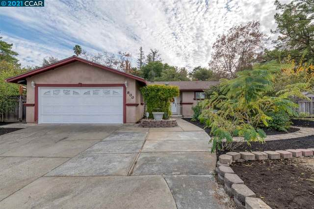 800 Twinview Pl, Pleasant Hill, CA 94523 (#40934555) :: Realty World Property Network