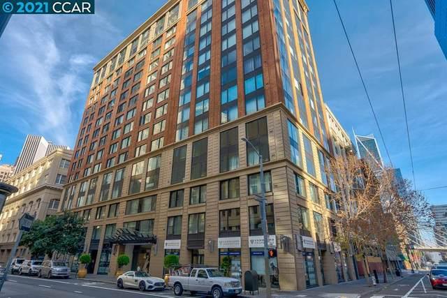 199 New Montgomery #601, San Francisco, CA 94105 (#40934570) :: Excel Fine Homes
