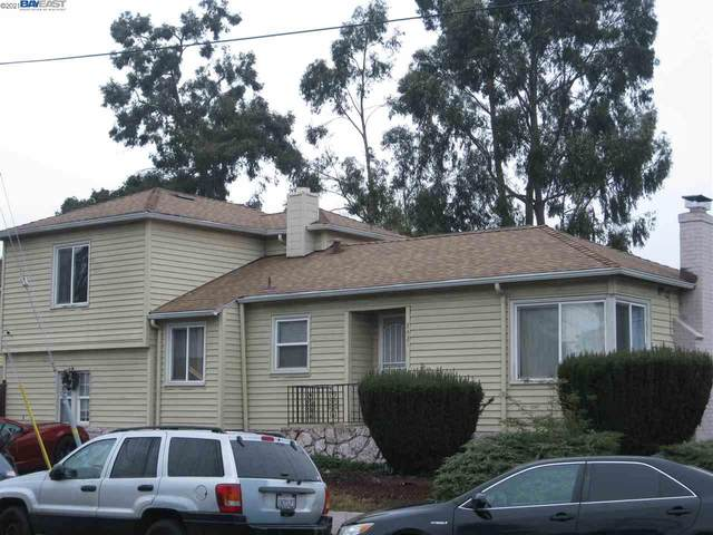 2421 Ritchie St, Oakland, CA 94605 (MLS #40934573) :: 3 Step Realty Group