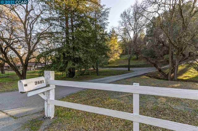 2681 Stone Valley Rd, Alamo, CA 94507 (#40934578) :: Realty World Property Network