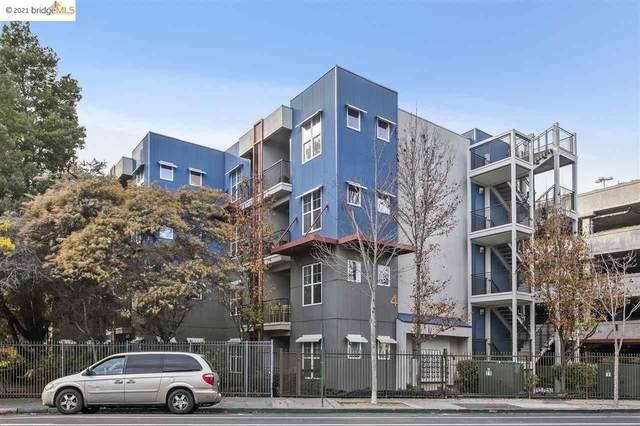 1121 40Th St #4208, Emeryville, CA 94608 (#40934582) :: Paradigm Investments
