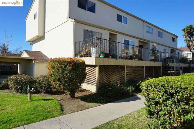 355 Laurel Ave #11, Hayward, CA 94541 (#40934598) :: Paradigm Investments