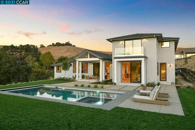 11 Lucas Ranch Court, Lafayette, CA 94549 (#40934612) :: Paradigm Investments