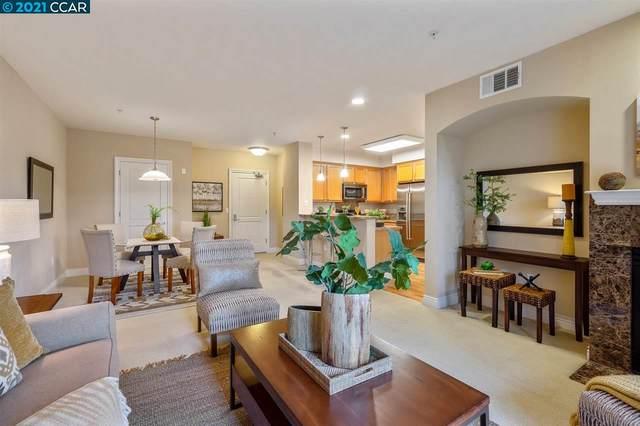 1310 Creekside Dr #304, Walnut Creek, CA 94596 (#40934613) :: Excel Fine Homes