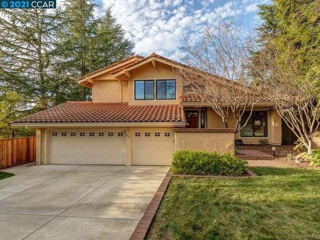 421 Gentry Court, Walnut Creek, CA 94598 (#40934618) :: RE/MAX Accord (DRE# 01491373)