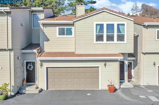 6 Heritage Oaks Rd, Pleasant Hill, CA 94523 (#40934624) :: J. Rockcliff Realtors