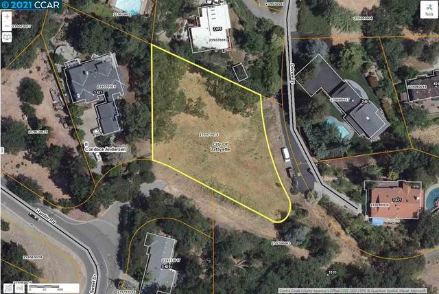 Hamlin Rd, Lafayette, CA 94549 (#40934642) :: Realty World Property Network