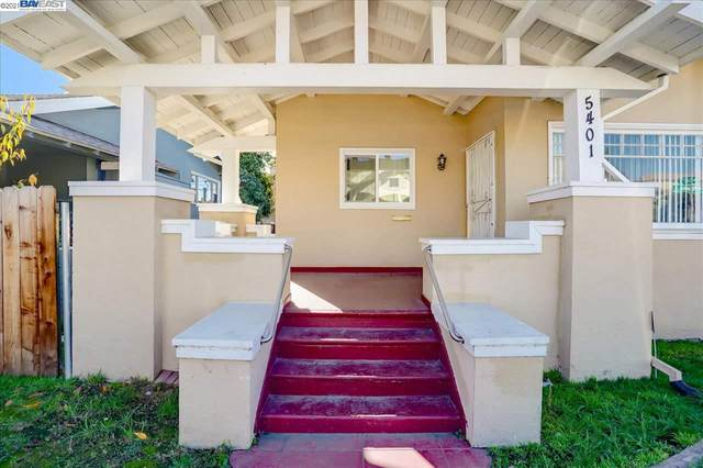 5401 Wadean Pl., Oakland, CA 94601 (MLS #40934652) :: 3 Step Realty Group