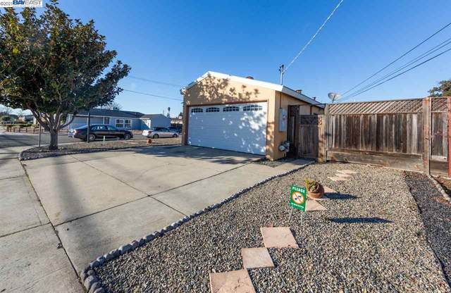 1247 Purdue St, San Leandro, CA 94579 (#40934655) :: Excel Fine Homes